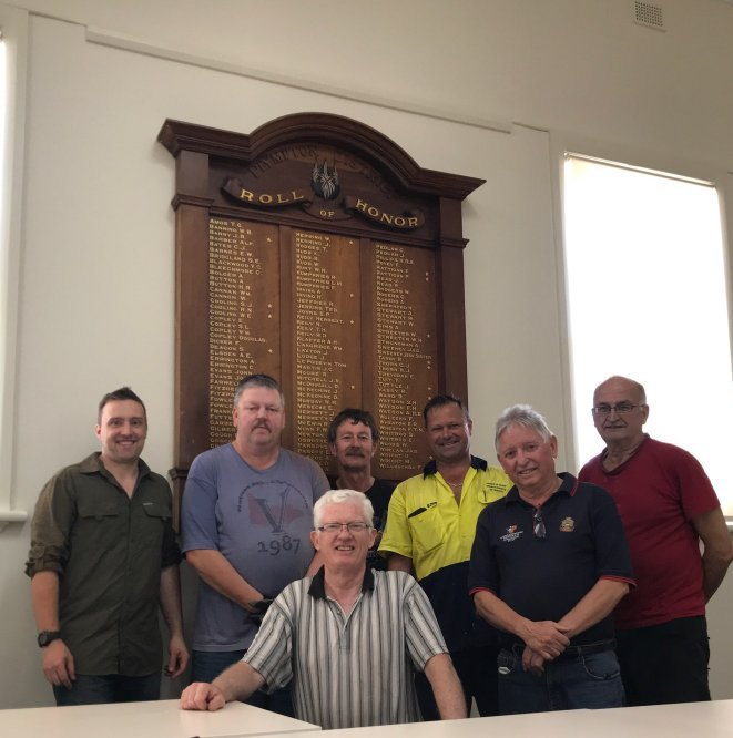 test Twitter Media - After several years in storage the Plympton District 1914-1919 Roll of Honour is now on display in the Plympton Glenelg RSL @PG_RSL. https://t.co/olLDlvOV66
