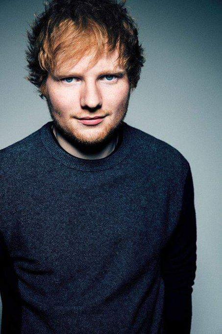 Edward Christopher Ed Sheeran MBE  Birth 1991.2.17 Happy Birthday