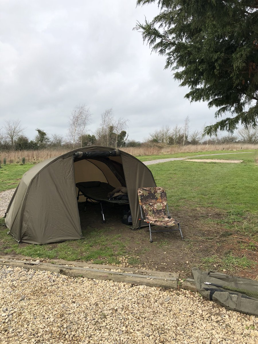 Home for the next 24hrs! #CarpFishing https://t.co/RM5ETy1tIz