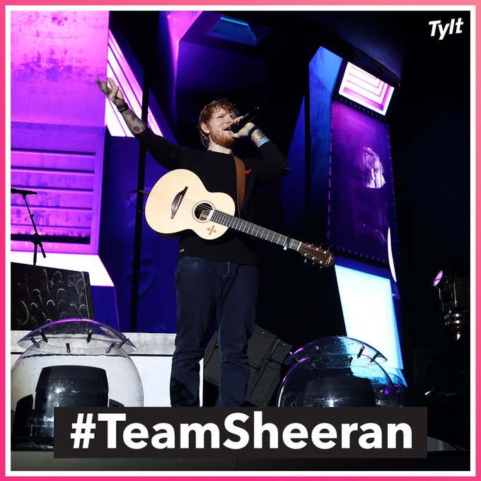 Happy Birthday, Ed Sheeran! if you\re because he\s your fave english pop crooner!