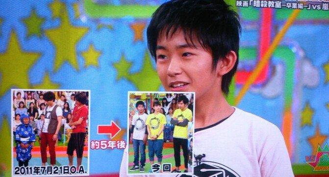 test ツイッターメディア - 加藤清史郎くん祭り!!part953!!! https://t.co/4QBarhJq5x