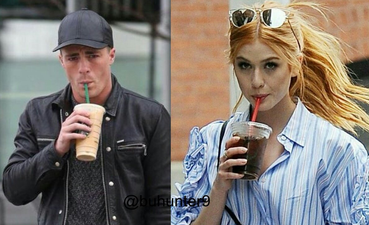 RT @buhunter9: Matching memes  @ColtonLHaynes @Kat_McNamara #ARROW https://t.co/t0gvGIDpsY