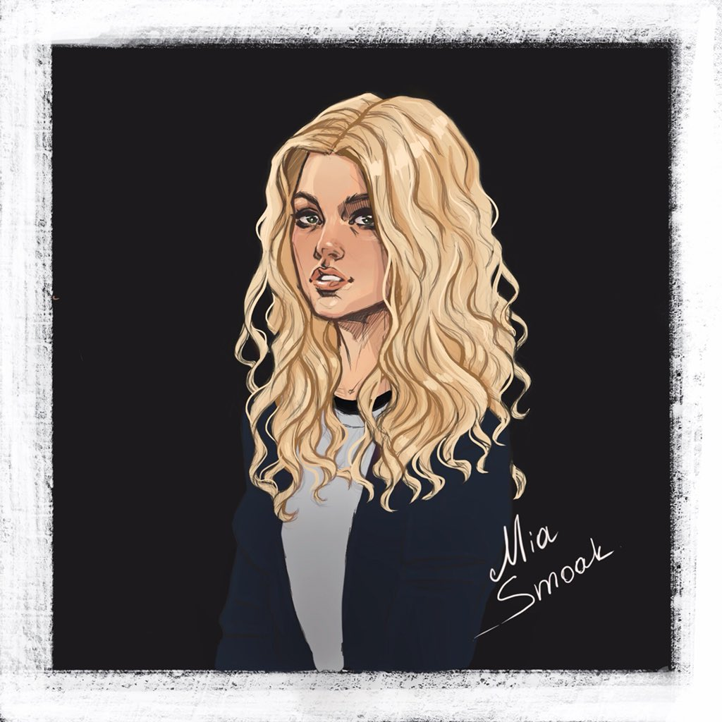 RT @AdriaFomin: Mia Smoak 👑 @Kat_McNamara #arrow https://t.co/qXoLTY1lZE