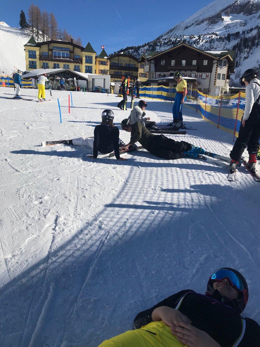 test Twitter Media - Fantastic first day skiing in Austria 🇦🇹 https://t.co/5m29fGeAri