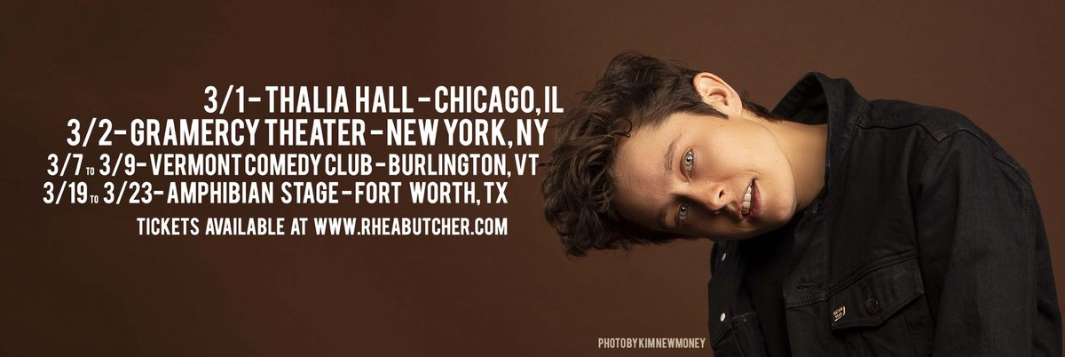 I have some shows coming up in Chicago, New York, Vermont, and Texas 🎫: https://t.co/6VFqAkkwKQ https://t.co/6zWUQEy8A6