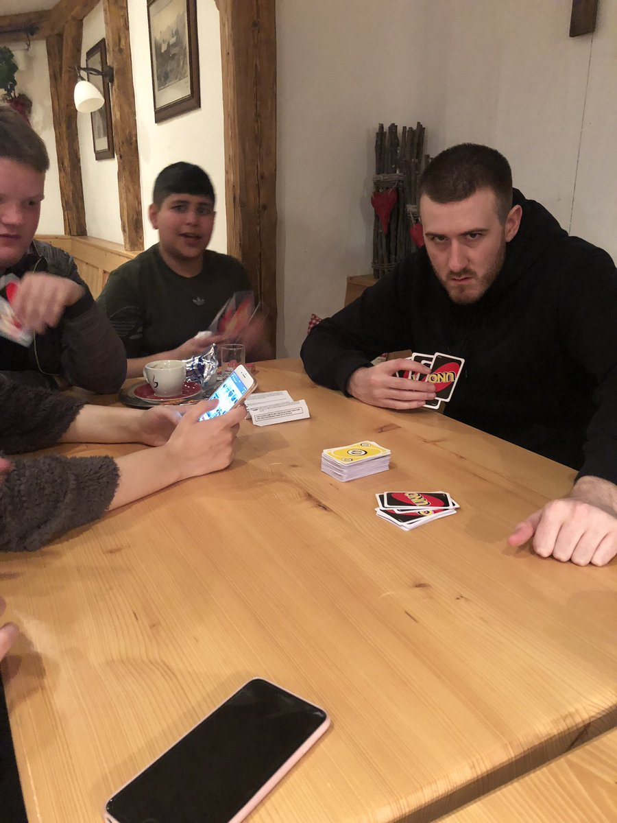 test Twitter Media - Very intense game of Uno... https://t.co/wCGIIqxRZC