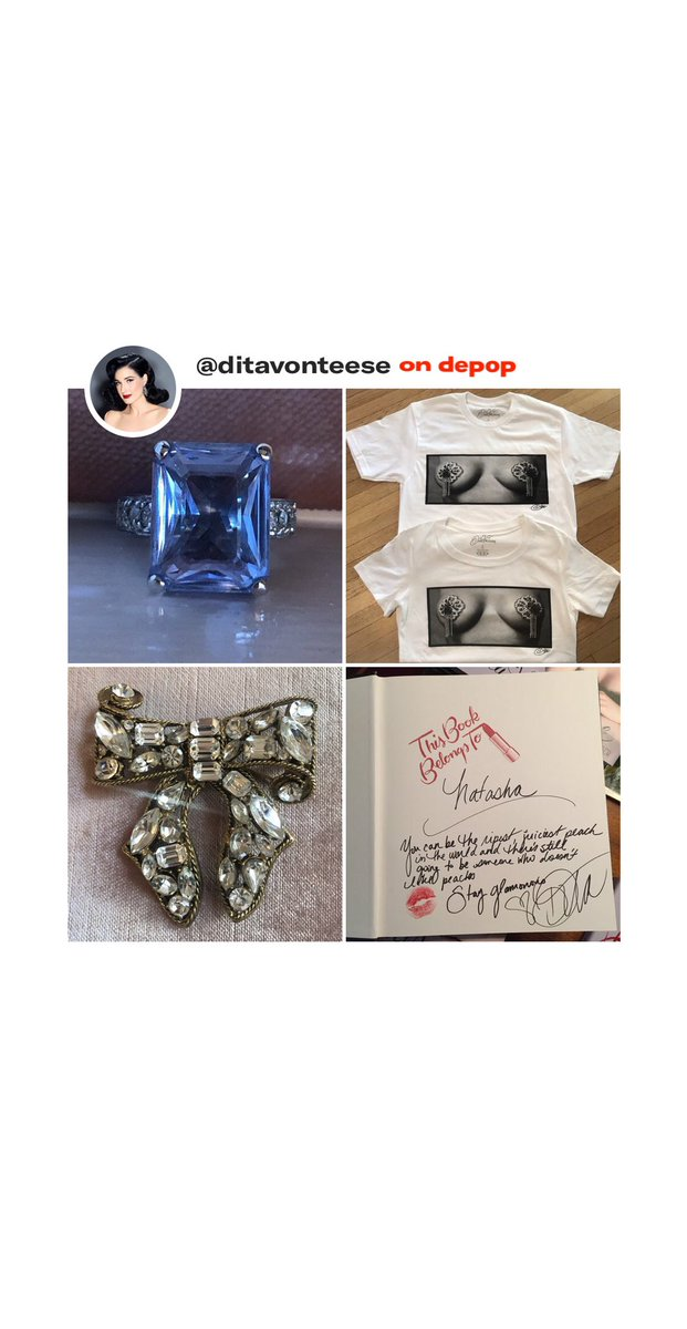 The @depop shop is back! https://t.co/VwuiCrppsz https://t.co/ZIOWTIx80k