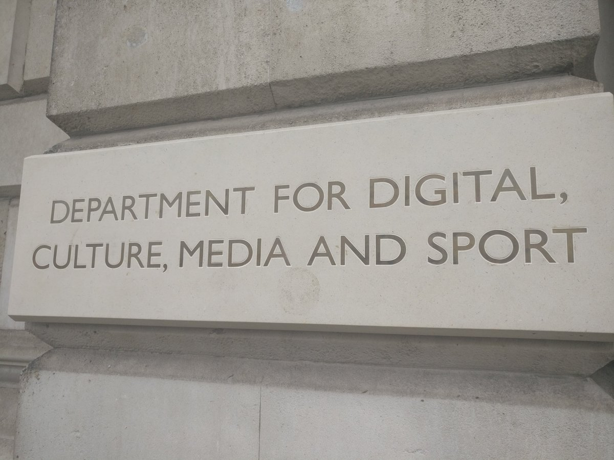 test Twitter Media - We're here today at @DCMS to learn about the next steps regarding #SSDAB. The Small Scale #DAB Radio Order is scheduled to be laid before Parliament in May/June, time permitting. @Ofcom's consultation on regulation will happen at the same time #communityradio #DigitalRadio https://t.co/8va3GWLPOK