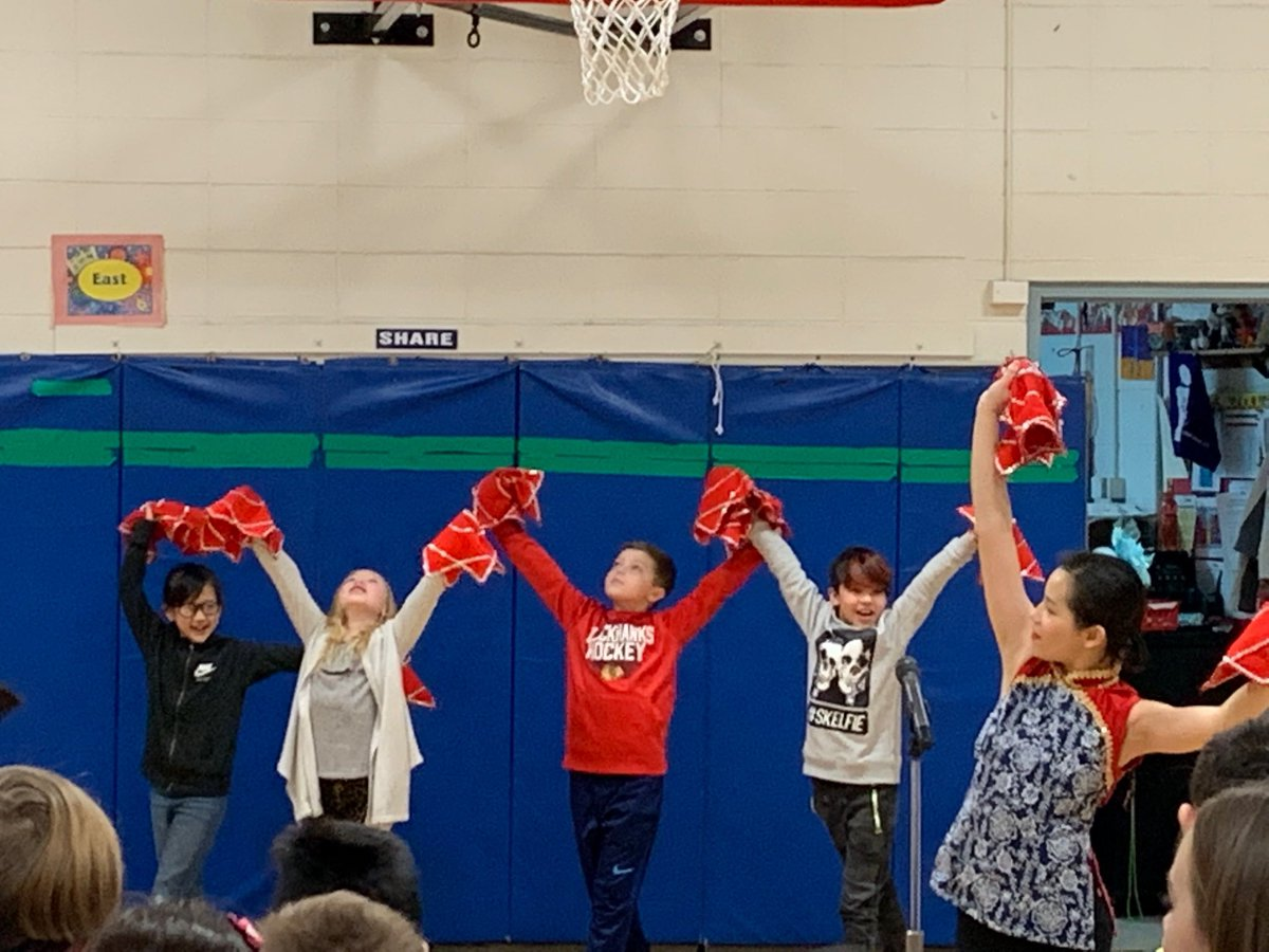 test Twitter Media - Thank you yin he dance for helping us celebrate the new year! #d30learns https://t.co/Nel3tizsTI