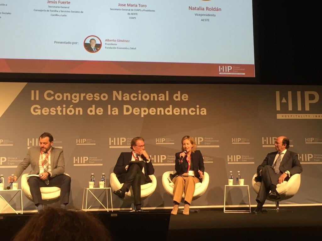 test Twitter Media - Natalia Roldán: con la infra financiación estamos poniendo en riesgo el sistema. #Dependencia @cea_ps @AERTE_CV @SUPERCUIDADORES @PeriodicoNGD https://t.co/LNoxxSkU0o
