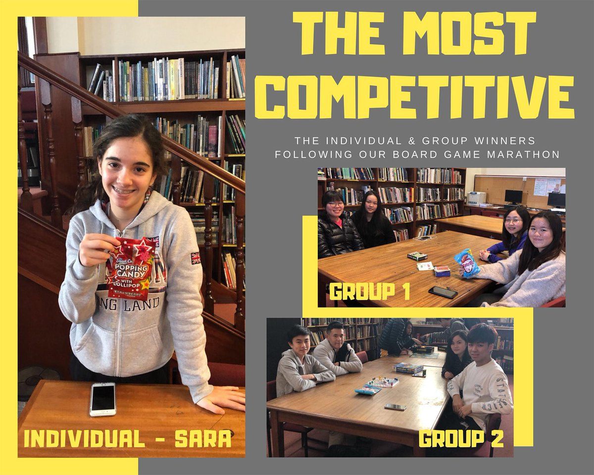 The winners from our board game marathon yesterday....🎉🎲🧩♟💕🥇 #fun #rsd #iloveboarding #ourbrilliantjourney https://t.co/29zx4GnjT2