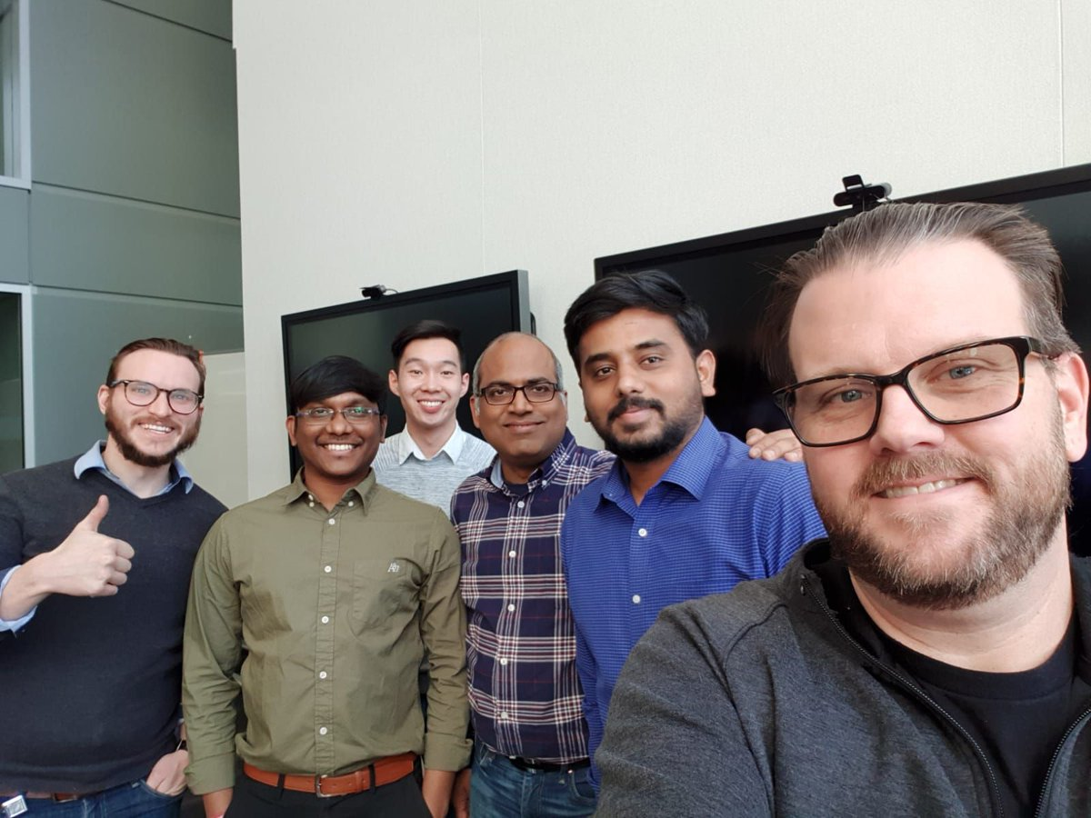 test Twitter Media - Our team member Arun Potta hung out with the Discover team in Chicago last week at the #BluePrism #Developer training  #TheRPAAcademy #RPA #RoboticProcessAutomation #Robotics #ProcessAutomation #IntelligentAutomation #RPA #Ai #artificialintelligence #machinelearning #industry https://t.co/Qd6ti6WoMe