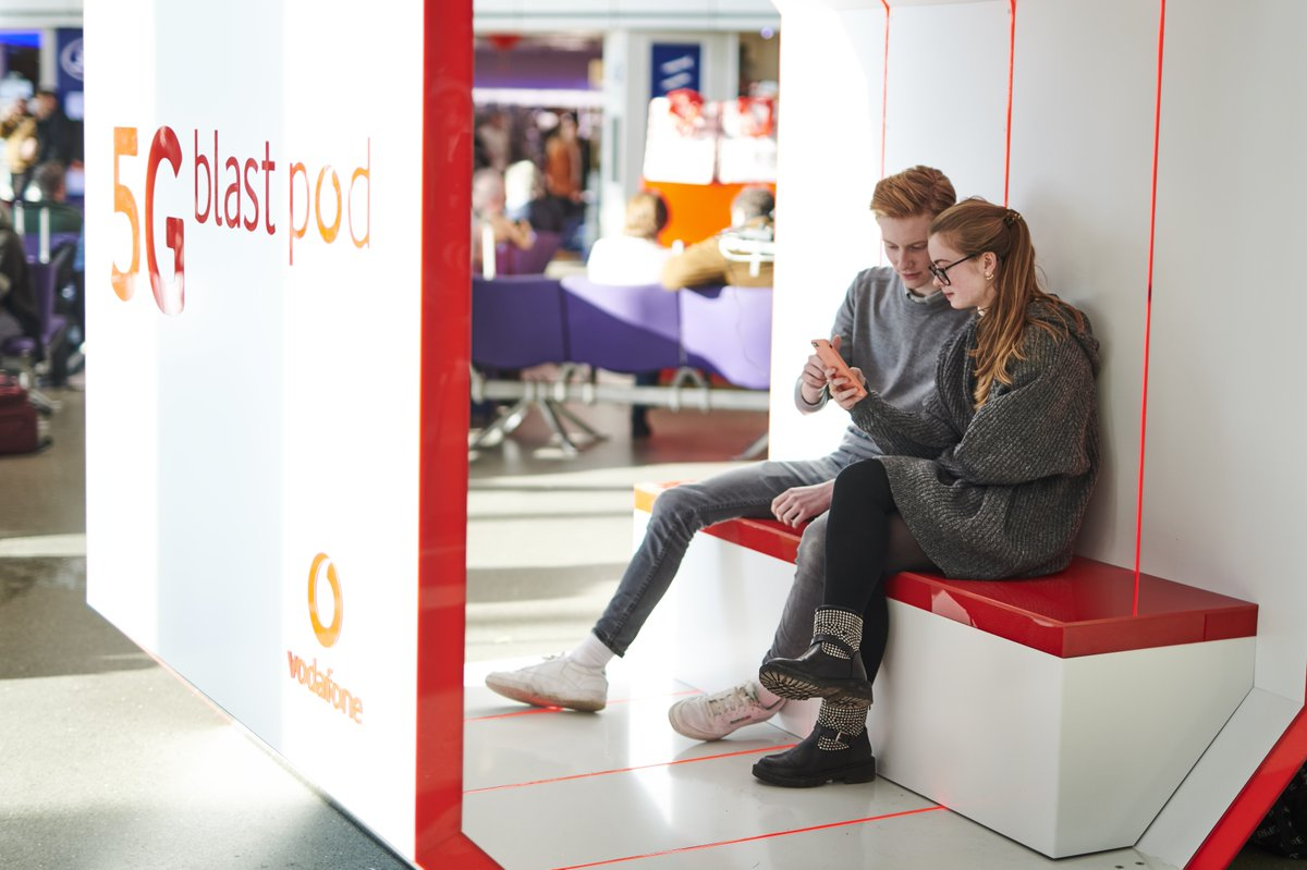 test Twitter Media - Vodafone conducts live trial enabling passengers to download entertainment packages Vodafone conducts live trial enabling passengers to download entertainment packages #artificialintelligence https://t.co/yYbhVpv9gV https://t.co/yEXtwa0t2r