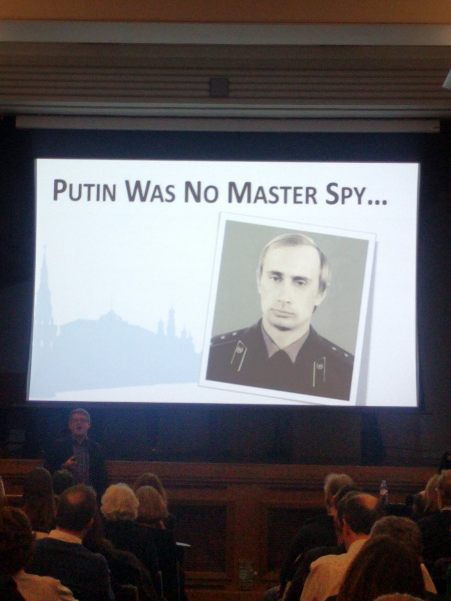 test Twitter Media - #Putin was more of a spy fanboy than a master spy. He does not play chess. And he's no man of action... https://t.co/CRxqs8Ucyg