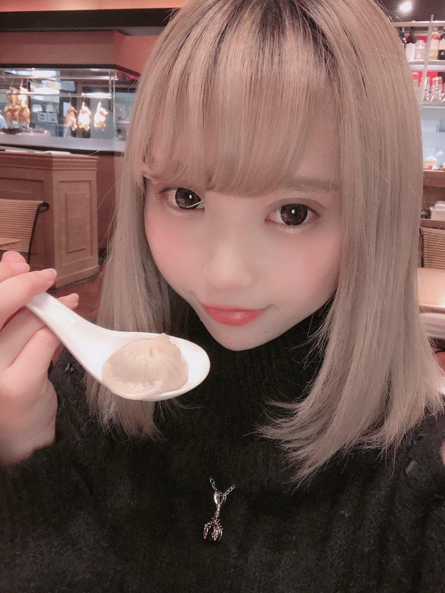 test ツイッターメディア - おはよ( ´ ꒳ ` )ノ  昨日みのりさんと収録とレコーディング終わったあとにちょっとだけ中華料理屋行って、まりちゅうの好きな小籠包を😳😳💓(笑)  あむちゃんの髪色真似しようとしてたのに あむちゃん何色にしたのよこれー!!!!😅(笑)可愛いけど  今日来れる人ー!!🙋♀️お待ちしてる! https://t.co/axY2qHYzQ6