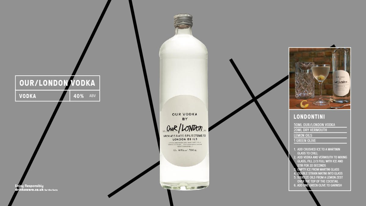 An incredibly clean spirit, Our/London vodka is smooth and silky with nuanced notes of pepper and fennel. #spirit #vodka https://t.co/4TdRNTQlGY
