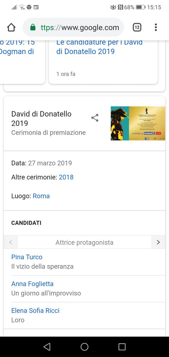 #DaviddiDonatello