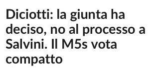 #M5Salvini