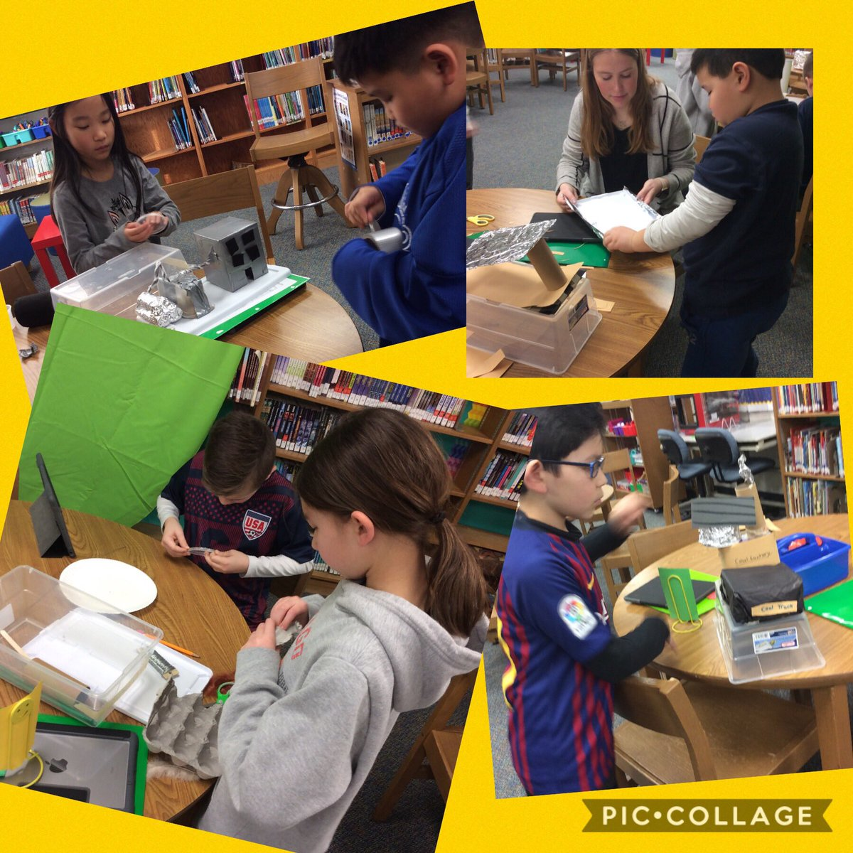 test Twitter Media - Students working to improve their science models. #GrowthMindset #d30learns https://t.co/Y0JyvO8E8m
