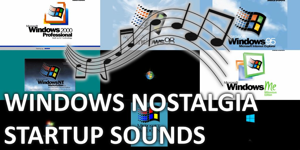 test Twitter Media - Let's be nostalgic and listen to all the Windows startup and shutdown sounds. #windows10 #windows8 #windows7 #windows #microsoft #youtube  https://t.co/W5vGRdQN0F https://t.co/ReTvKfJKau
