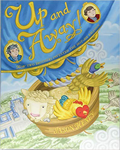 test Twitter Media - We are thrilled to announce that author Jason Henry will be visiting our 3rd & 4th graders on Fri 3/22! Jason Henry is the author of the highly reviewed Up and Away, the story of the first-ever public demonstration of a hot air balloon.  @jasonhenrybooks #d30learns #d30reads https://t.co/0dI4trlxY5