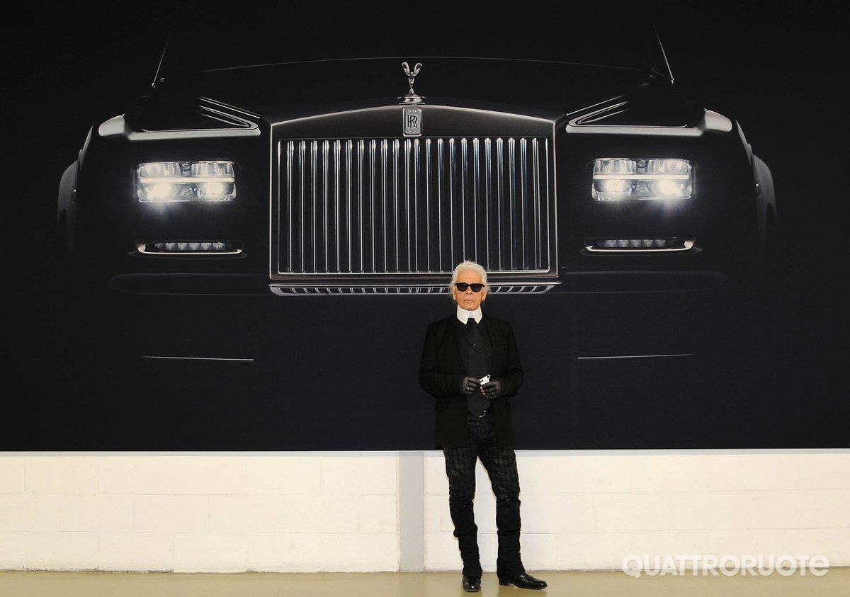 #Lagerfeld
