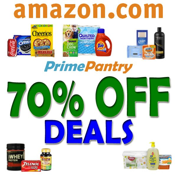 test Twitter Media - ►► 70% OFF #Amazon Pantry & Grocery Items!!!! ►► https://t.co/5acpRXdDgL ►► #Bargain #Clearance #DailyDeal #Dealoftheday #Deals #Discounts #Frugal #HotBuys #PrimeDay #Sale #Whatadeal ►► @FreebieDepot https://t.co/5UFpWx4mW9