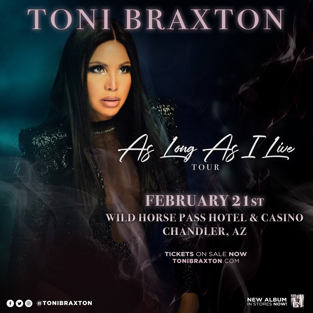????PHOENIX, AZ! I can't wait to see you in 2 days at @PlayAtGila! #AsLongAsILiveTour https://t.co/CgP7HHQQ0o