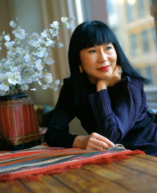 Happy 67th Birthday to Amy Tan! The creator of Sagwa, the Chinese Siamese Cat.
