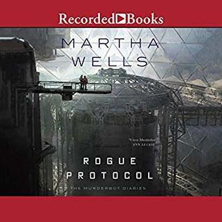 Rogue Protocol by Martha Wells https://t.co/CGrDzjPcZG via @kimbacaffeinate https://t.co/Z1maJber5l