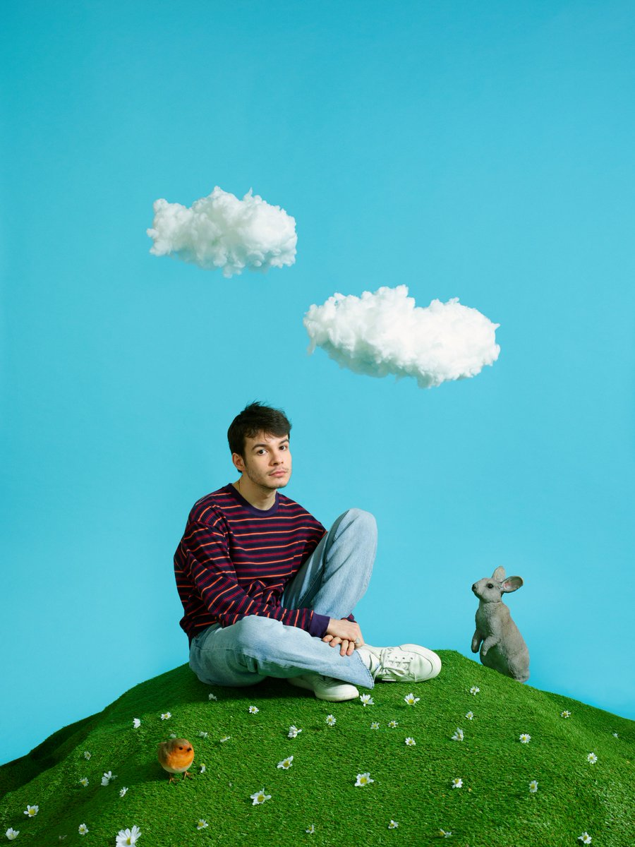 A sticky-sweet new song from @rexorangecounty. Listen to New House 🏡 https://t.co/dobeHyazr9 https://t.co/rVCUPphQ2G
