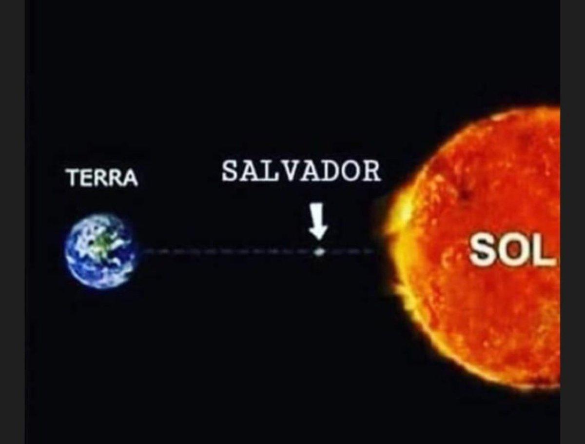 RT @taianenazare: TÁ puxado #Salvador #boladefogo #ocalortadematar https://t.co/dRaZmcYg8D