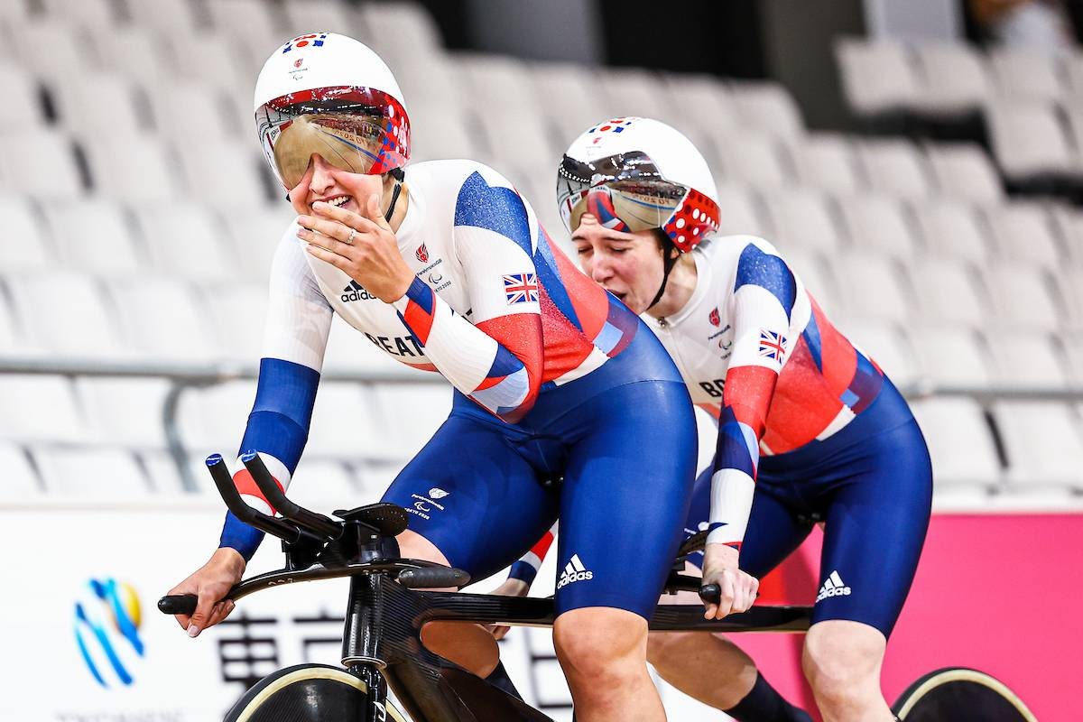 test Twitter Media - 𝑭𝒆𝒎𝒂𝒍𝒆 𝑷𝒊𝒍𝒐𝒕𝒔 𝑾𝒂𝒏𝒕𝒆𝒅!  Ever wanted to ride on a tandem, whilst representing your country at a major champs?   Well, we're on the look out for would-be female pilots to support our para-cycling team.  More Details Here:  https://t.co/cgD3udyRMm  #NationOfCyclists https://t.co/UUqpQOPw4H