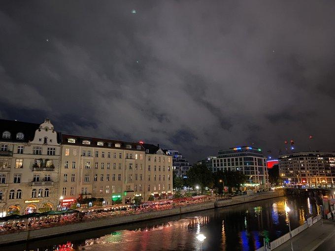 aktuelles Wetter in Berlin