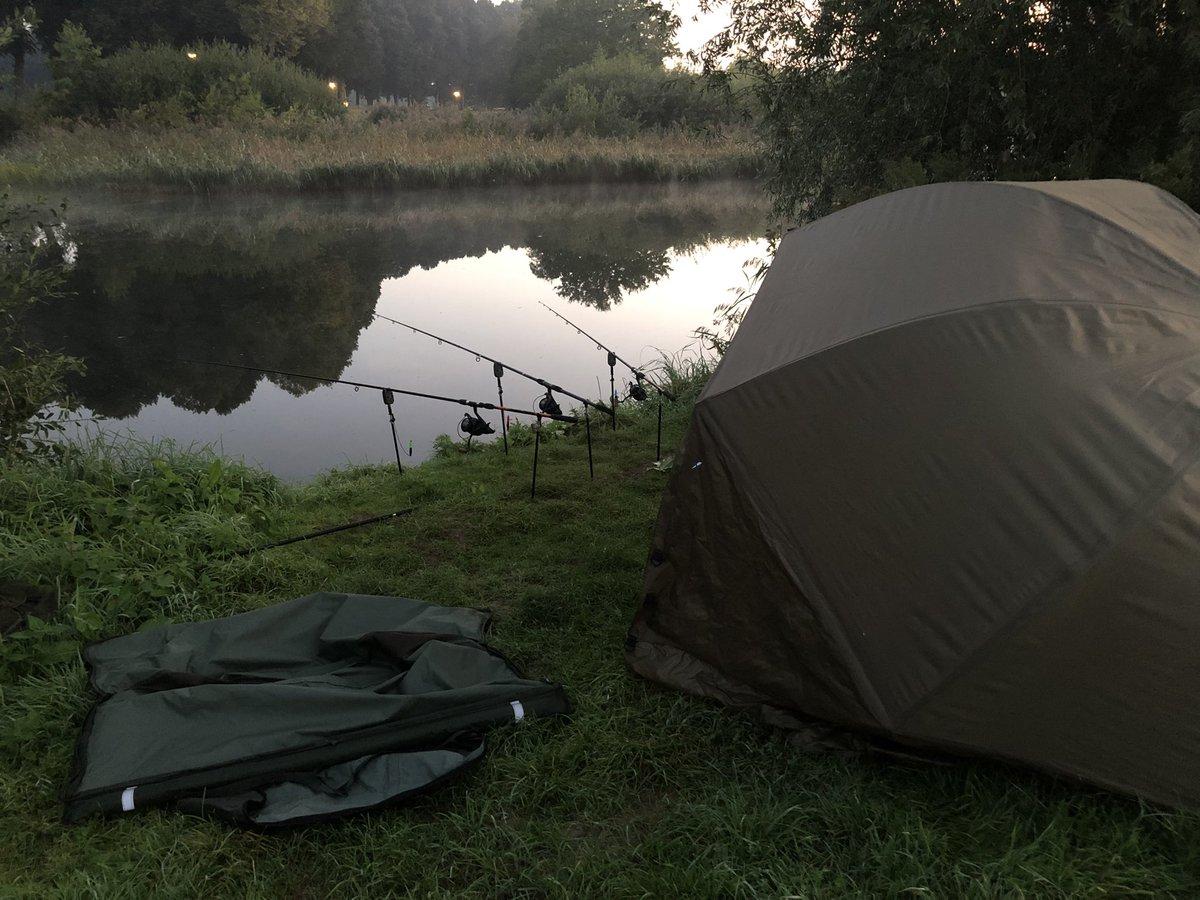 Traps are set 💪🏻🎣 #carp #carpfishing #karper #<b>Karpervissen</b> #vissen #fishing https://