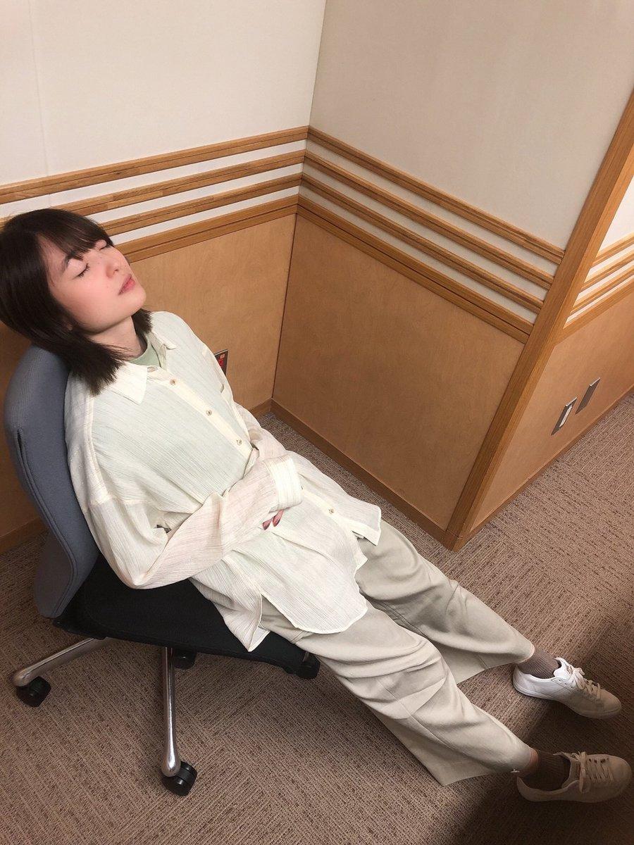 上田麗奈の9月7日のツイッター画像