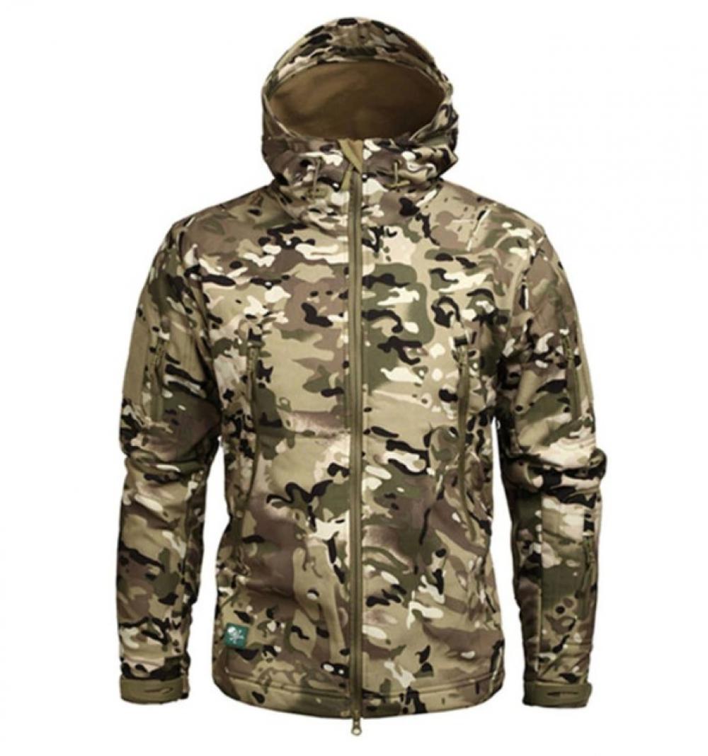Men's Camouflage Pattern Hooded Windbreaker #love #carpfishing https://t.co/DWm5LrHzRm https://t.co/