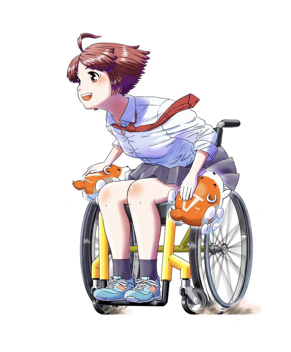test ツイッターメディア - ビッグサイトにてメイカーフェア東京にて サークル「@ち〜む」による展示 その3「車椅子電動化アタッチメント」  車椅子に装着し、左右のハム太を前後することで前進後退左右へ移動をする。 WBSの「トレンドたまご」でも紹介されました。 https://t.co/GpbMZJkPsS