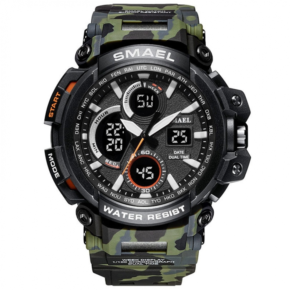 Men's Waterproof Camouflage Patterned Silicone Watches #love #carpfishing https://t.co/Fv16fbZYRh ht