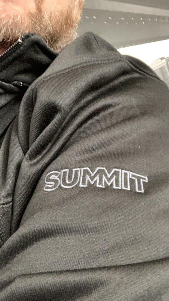 roggen: Rocking a previous summit jacket today!  #AdobeSummit https://t.co/5xkw6sAaL7