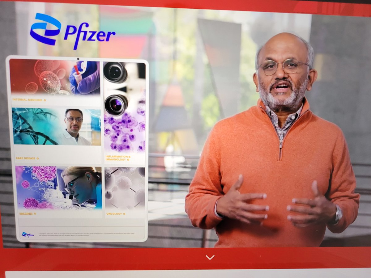 MsSonicFlare: Great to hear shantanu discusses digital experiences and reach for @pfizer @FedEx  #AdobeSummit #24NotionMedia https://t.co/BrKPDTgxeG