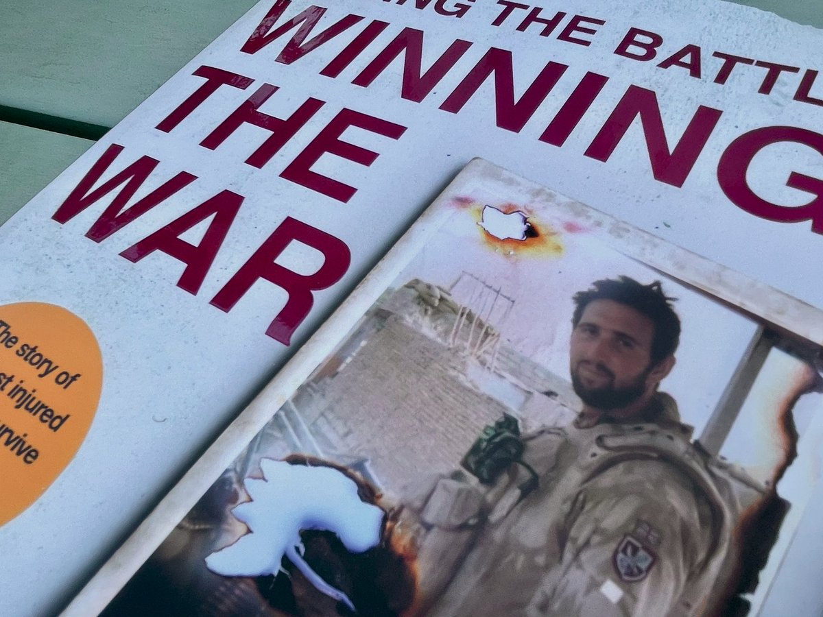 test Twitter Media - On @itvcalendar tonight @DavidHirstITV sits down with Ben Parkinson MBE to talk about his book, tune in for more, #benparkinson https://t.co/zTSbe4xrxd