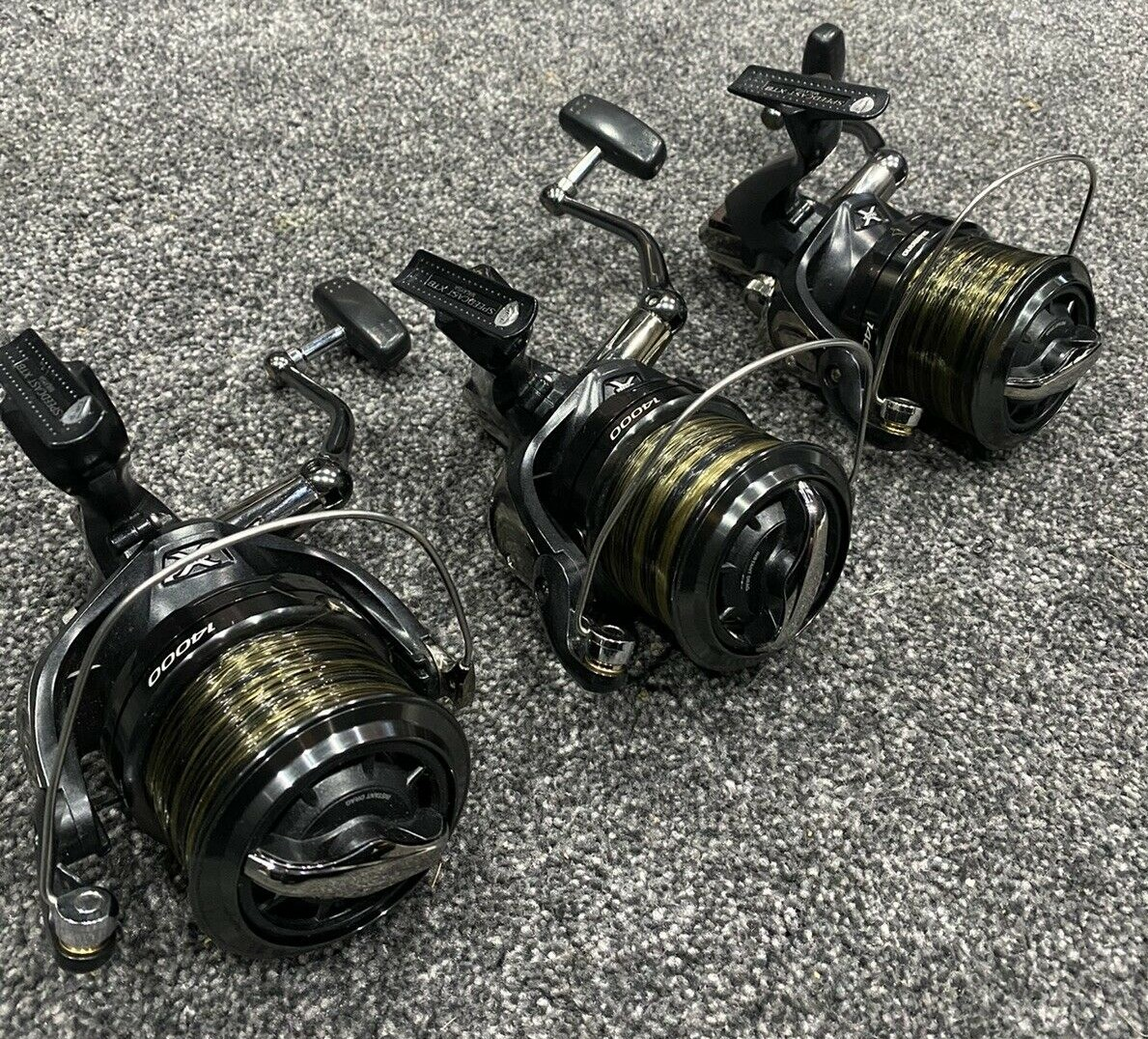 Ad - Shimano Speed<b>Cast</b> 14000 XTB x3 On eBay here -->> https://t.co/l1QwjyBJi0  #carpfis