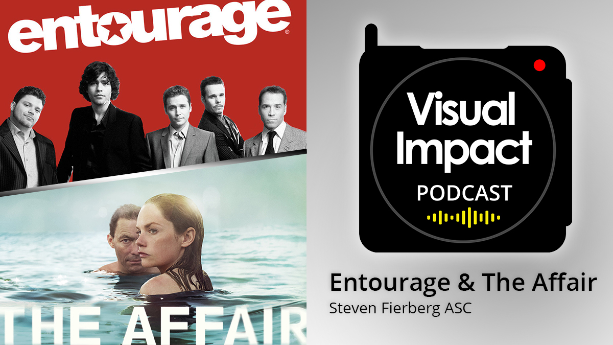 Listen to the latest episode of The Visual Impact Podcast:
