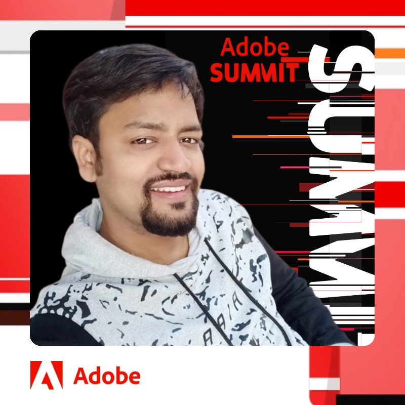 rahul0748: #AdobeSummit https://t.co/QF5ev3fRZM