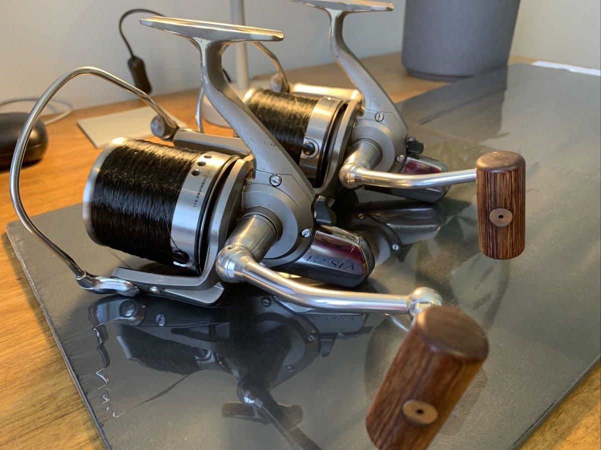 Ad - Daiwa Basia 45 QDA Reels x2 On eBay here -->> https://t.co/7fzB1kjmea  #carpfishing #fish