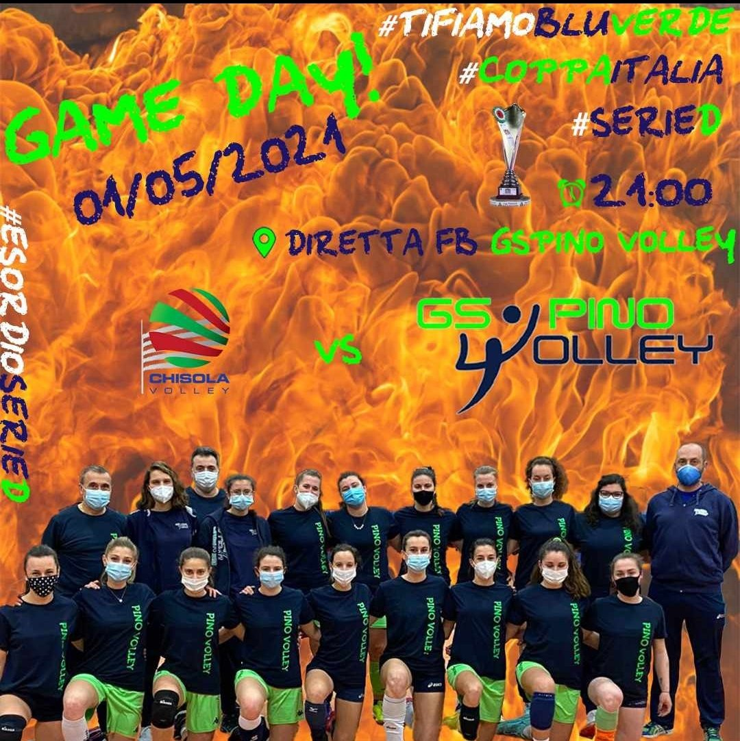 test Twitter Media - Si riparte! Esordio stagionale in serie D del GSPV contro il Chisola. Diretta FB https://t.co/CxhFQ8RGaW Good luck and play volleyball!!! https://t.co/RhPq8klNQL