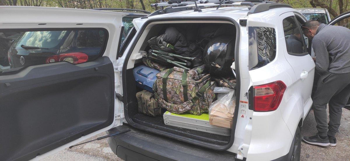 I think we need more gear 😂😂😂  #carp #carpfishing #fishing #fishinglife #angling #<b>Ribolo