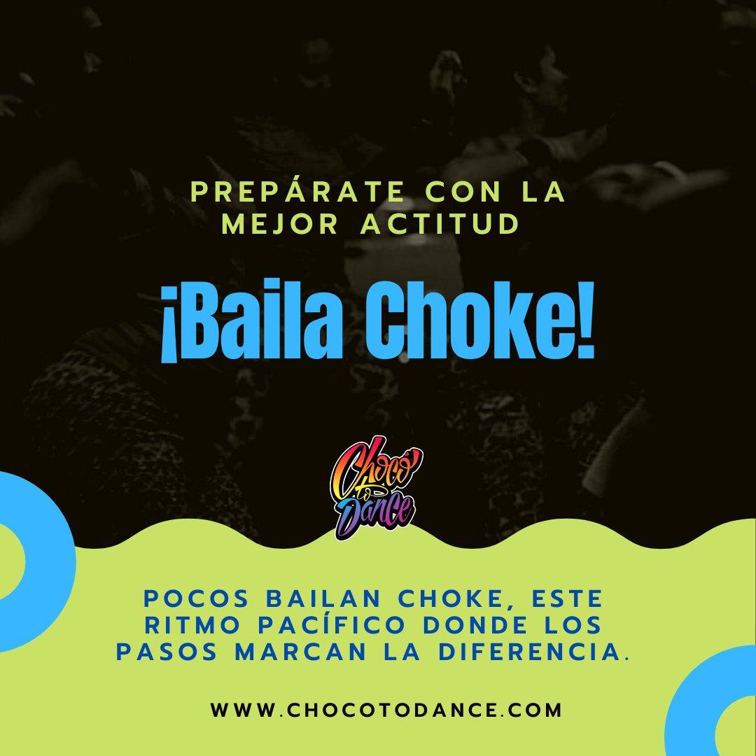 test Twitter Media - ¿Quieres #clases de baile de ritmos latinos? Atrévete a bailar #Choke y muévete al ritmo de este género que no te hace levantar de la silla. https://t.co/3YDkox3d6y https://t.co/Arzsuf6CIY