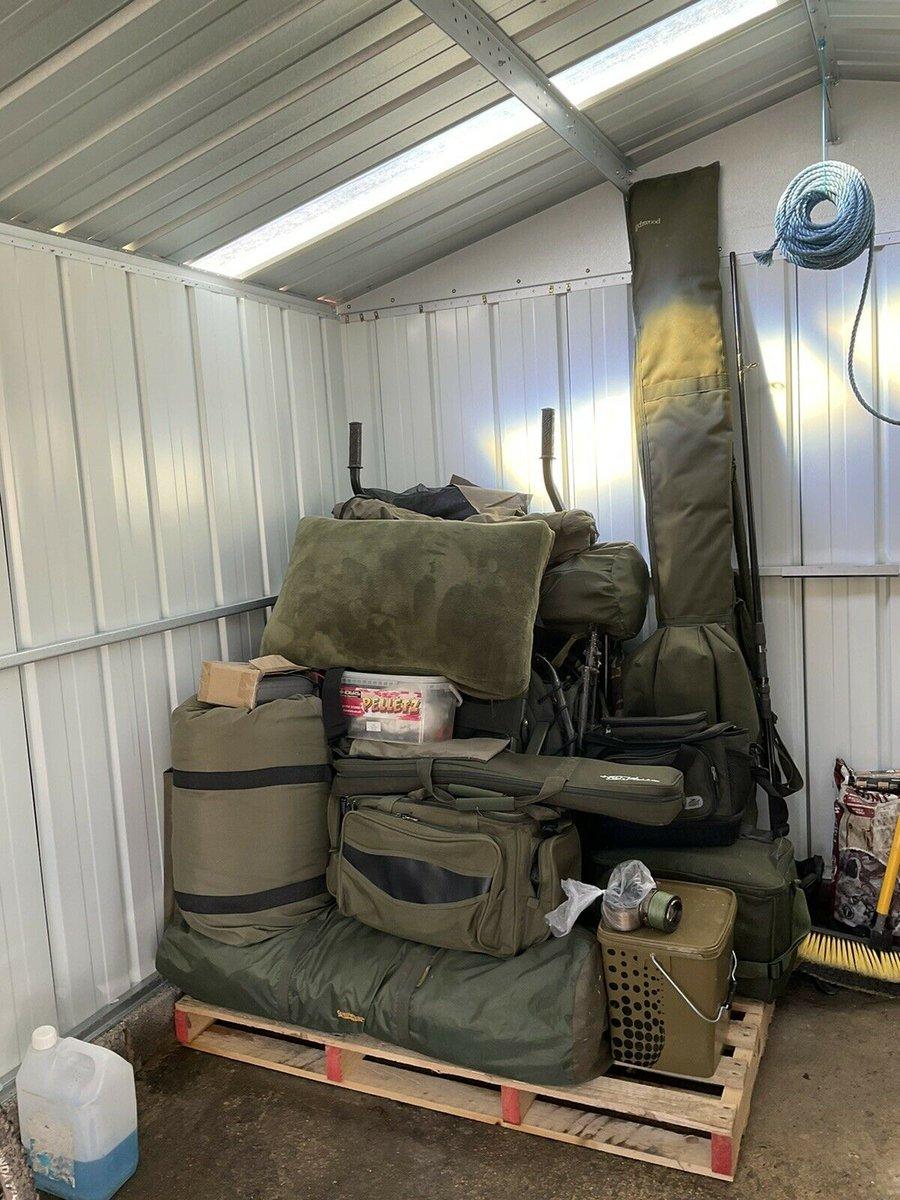 Ad - Complete Carp Fishing Set Up For Sale On eBay here -->> https://t.co/2mAea9445U  #carpfis
